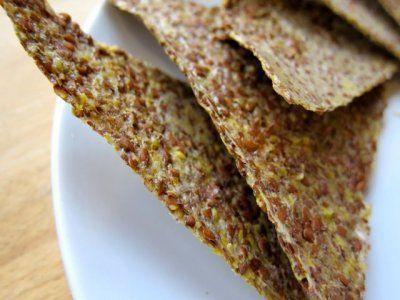 Grain Free Flax Crackers Recipe Raw Food Recipes Raw Cracker