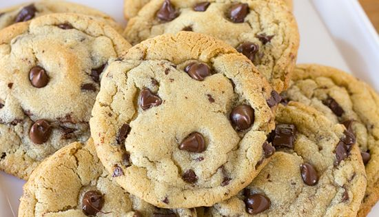 The Best Bakery Style Chocolate Chip Cookies | Recipe | Bakeries ...