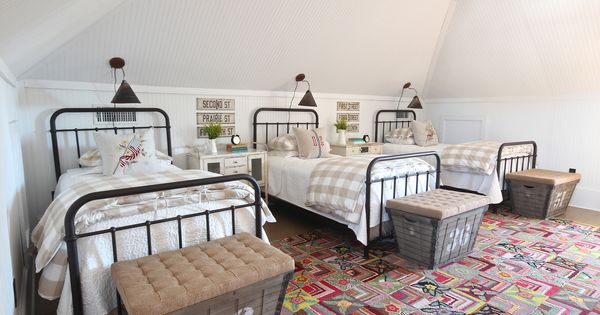 Bunk Room From Country Living Magazine Holly Mathis