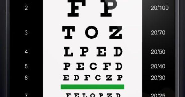 Eye Chart Generator Rebellions