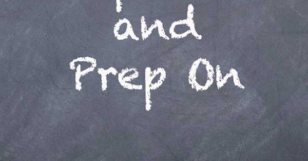 Shtf Emergency Preparedness: Keep Calm & Prep On - Preparing For SHTF