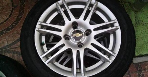 Velg R16 Pcd 4x114 3 1 Set X3d 4pcs Oem Ori Gm Bawaan Mobil Chevrolet Optra Magnum 2008 Kondisi No Peyang N 39 No Retak Ban Archil Chevrolet Kijang Velg