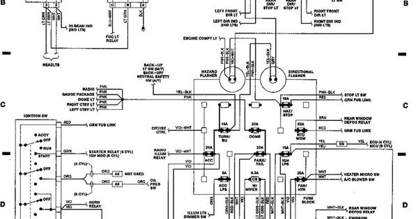 89 Jeep Yj Wiring Diagram 89 Jeep Yj Wiring Diagram Http