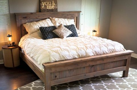 do queen bed frames expand to king 2