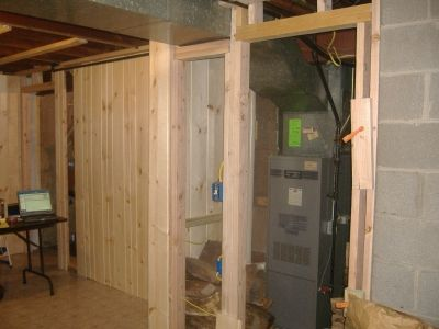 How To Hide Furnace In Unfinished Basement Google Search Miscellaneous Pinterest
