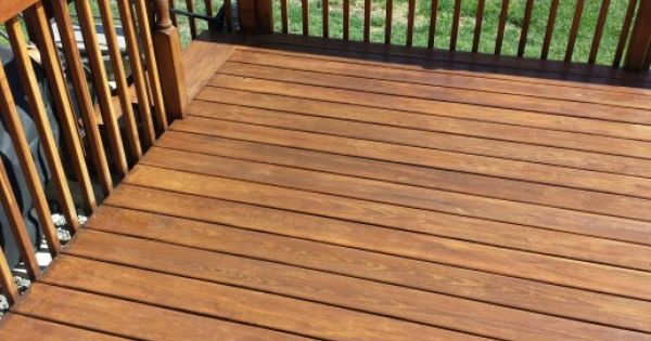 Olympic Elite Mountain Cedar Stain My Projects