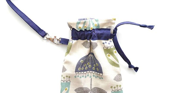 Quick Key Clip with Clip-On Pouch | Sew Mama Sew |