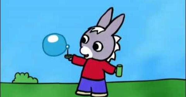 Trotro fait des bulles l ane trotro rigolo trotro mimi - Trotro rigolo ...