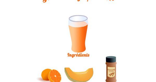 recette l 39 extracteur de jus pour un d licieux jus melon orange les fruits doivent tre. Black Bedroom Furniture Sets. Home Design Ideas