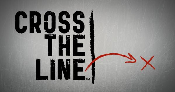 Crossed The Line Quotes: Inspiring Motivational Video: Cross The Line® (schools