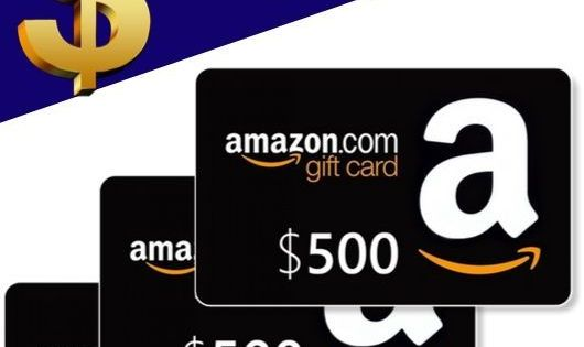 Enter For A Chance To Win A Free Amazon Gift Card Free Amazon