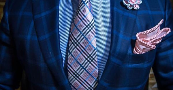 Necktie - The Conserviate Follow, The Bold Lead. Be Bold!