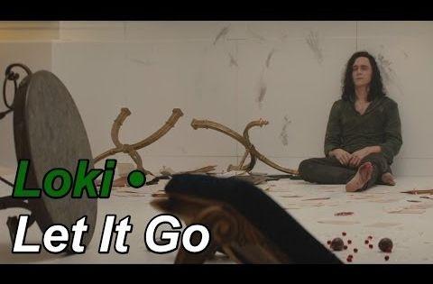 Loki: frozen style