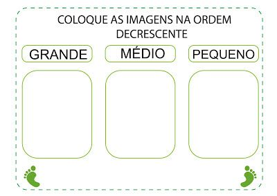 Notebook Da Profª Atividades Para Educacao Infantil Atividades