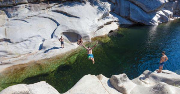 Swimming Holes Of California Lemke 39 S Lagoon Cliff Diving 2013 Road Trips Pinterest
