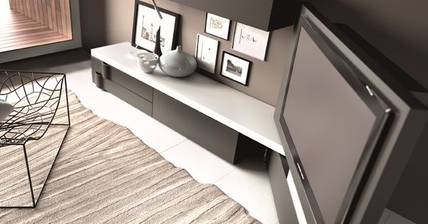 Trasera tv giratoria cat logoclever3 by muebles mesegu - Muebles mesegue ...