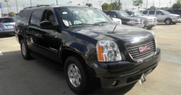 2014 Gmc Yukon Xl 1500 Slt In Houston Tx 11142417 At Carmax Com