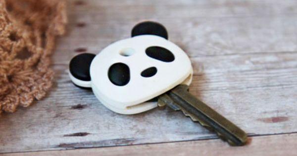 Panda Key Cap
