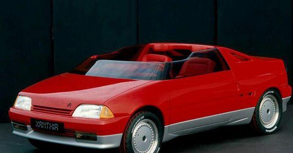 Citro n AX Cabrio Motor Pinterest