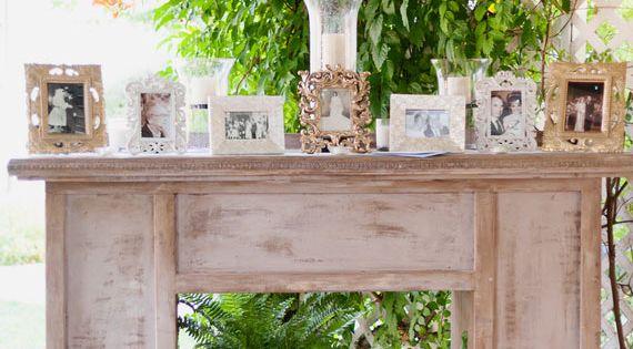 Mel- good blog for wedding decor ideas