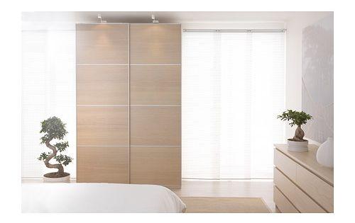 Ilseng armoires fours et portes for Miroir 40x160
