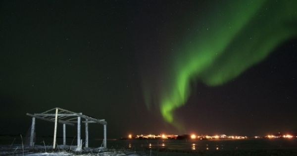Pic Of The Day Quot Northern Lights For Unalakleet Quot By Rhoda