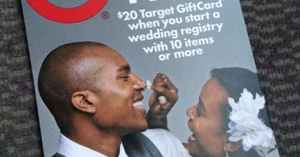 A Bride On A Budget: Registry Rewards From Target