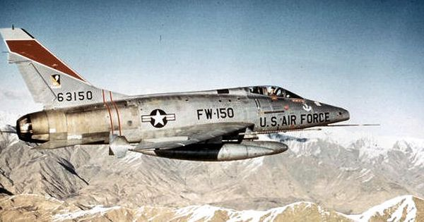 F 100 312thtfw Cannon Cannon Air Force Base Wikipedia Air Force Fighter Planes Usaf