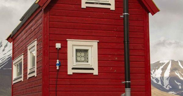Maison sur ch ssis de caravane comme chambre d 39 amis bureau architec - Caravane d architecture ...