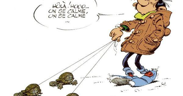Fond d 39 cran gaston lagaffe bandes dessin es pinterest for Fond ecran humoristique