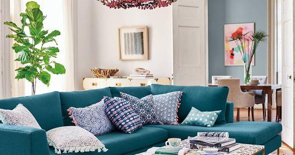 fabulous anthropologie inspired living room | The Inspired Home | Anthropologie, Flipping and Living rooms