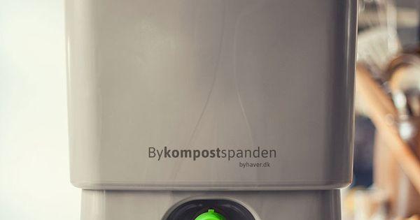 2 Bykompostspande inkl 1 kg kompost-gær Dette starter-kit er til - komposteimer für die küche