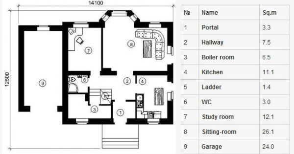 House Plan 39 39 Zabire 39 39 162 Sq M First Floor The Large