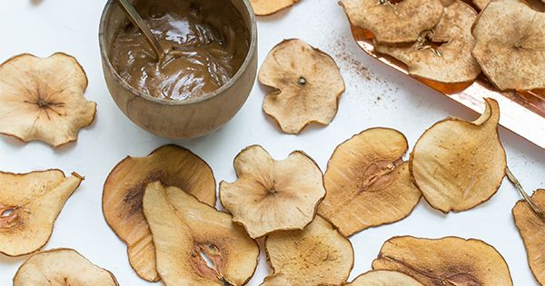 How to Make Apple and Pear Chips | Recipe | Chips recipe, Fall and How ...