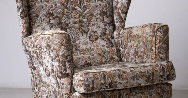 The Wingback Chair Dates Back To Late 17th Century As