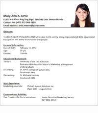 Grandline Resume Sample Resume Cover Letter Template