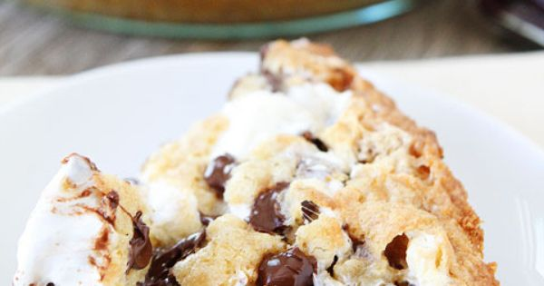 Easy Smores Pie 1 stick Softened Butter cups White Sugar 1 whole
