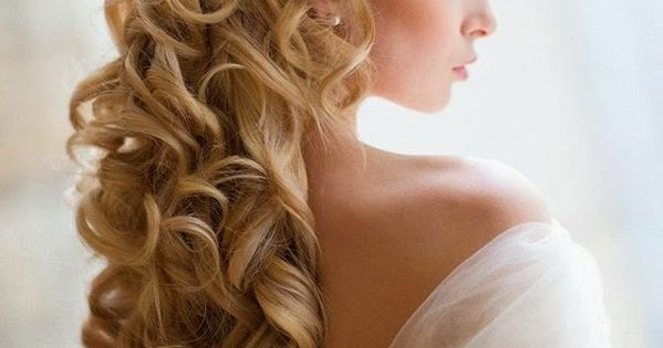 ( bridal hair style ideas) Steal-Worthy Wedding Hairstyles - Belle the Magazine
