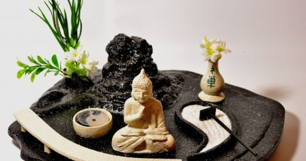 Jardines zen colocar jardines zen que represente los 5 - Jardines zen en casa ...