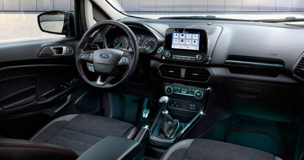Ford Ecosport 2018 Interior Exterior Ford Ecosport Ford New Cars