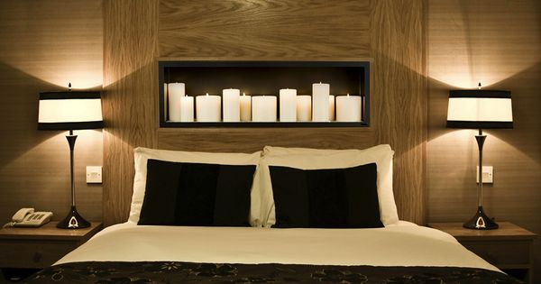 Electric candle fireplace bedrooms pinterest dise ar for Disenar mi casa