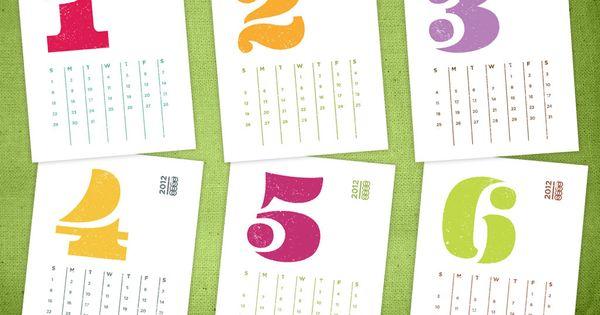 Typography Calendar Download : Eames printable desk calendar  digital instant