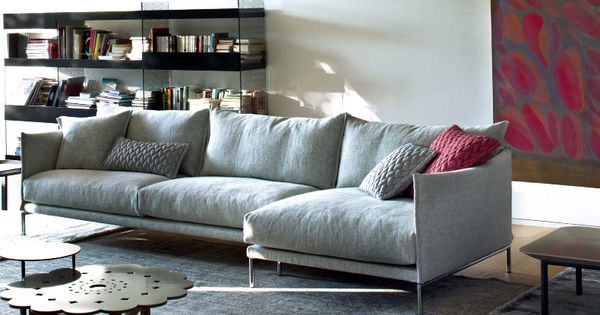 Moroso Gentry Sofa Gentry Sofa by Moroso | For my home | Pinterest | Living ...