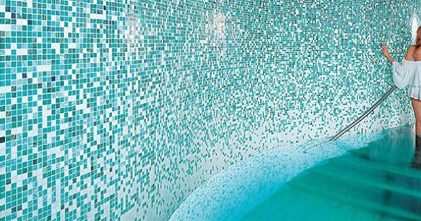 los mosaicos bisazza son perfectos para cualquier tipo de ambiente ... - Bagni Mosaico Bisazza