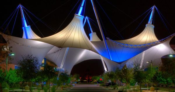 Tension Fabric Structures Custom Tensioned Structures And Tensile Membrane Roofing Imagination And In Membrane Structure Tensile Structures Shade Structure