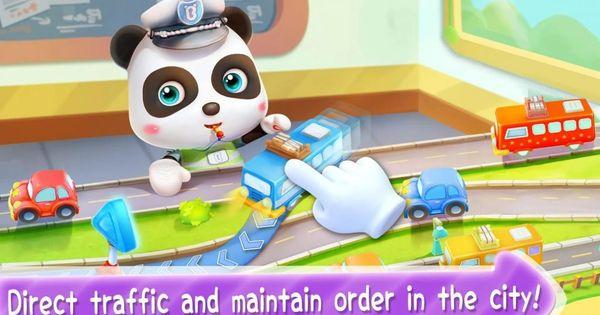 Little Panda Policeman Apk Eight 34 00 00 Obtain For Android Little Panda Fun Educational Games Preschool Games