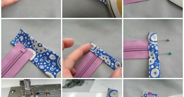 Zipper Tabs & Anatomy 101 | The Sewing Loft
