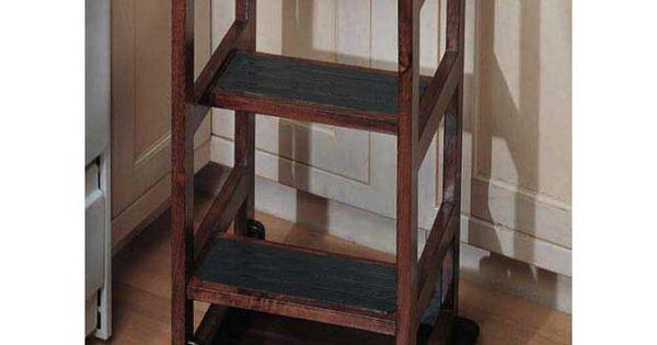 Hoosier Step Stool Downloadable Plan Stool Chair