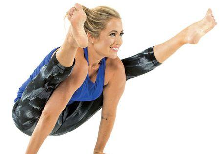 firefly pose yoga poses for abs  yoga  pinterest  yoga
