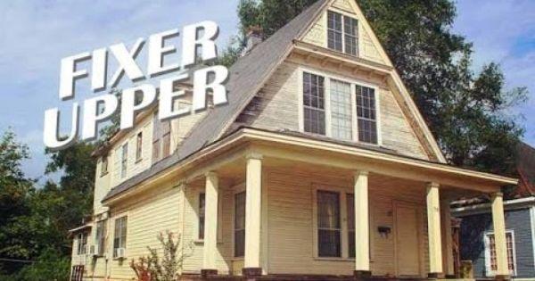 Fixer Upper Season 1 Episode 5 French Country Sought In Waco Home Town Hgtv Fixer Upper Fixer Upper Season 2